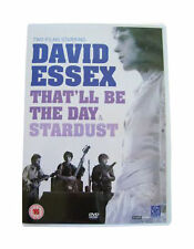 David Essex - That'll Be The Day / Stardust (DVD, 2-Disc Set) . FREE UK P+P ....