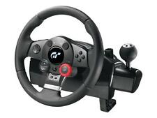 Logitech Driving Force GT Racing Wheel for PC, PS2, PS3 (941-000020)