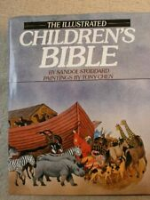 Illustrated Childrens Bible, The, Stoddard, Sandol, Used; Good Book