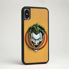 The Joker DC Comics Villain Batman Silicone Case Cover for iPhone Samsung Galaxy