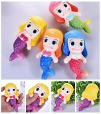 New Jumbo Mermaid Beauty Girl Squishies Slow Rising Squeeze Stress Relieve Toys
