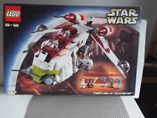 Lego Star Wars 7163 Republic Gunship 7163, Retired