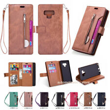 For Samsung GalaxyS9/S8/Note9 8 Phone Case Cover Card Wallet Flip Stand Leather