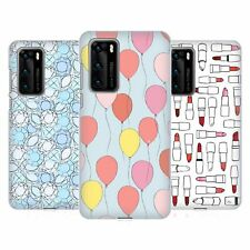 OFFICIAL MARTINA ILLUSTRATION GIRLY PATTERNS HARD BACK CASE FOR HUAWEI PHONES 1