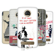 OFFICIAL BRANDALISED STREET GRAFFITI HARD BACK CASE FOR MOTOROLA PHONES 1
