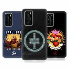 OFFICIAL TAKE THAT WONDERLAND SOFT GEL CASE FOR HUAWEI PHONES