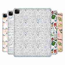 OFFICIAL JULIA BADEEVA ASSORTED PATTERNS 3 HARD BACK CASE FOR APPLE iPAD