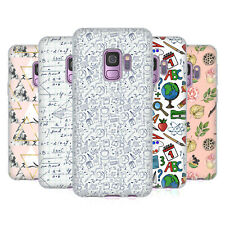 OFFICIAL JULIA BADEEVA ASSORTED PATTERNS 3 SOFT GEL CASE FOR SAMSUNG PHONES 1