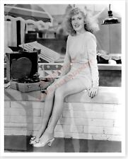 Movie Actress Jean Arthur The More The Merrier Silver Halide Photo