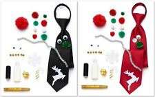 American Traditions Noel Collection DIY Make Your Own Ugly Christmas Tie Kit