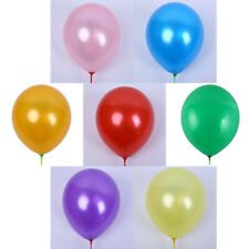 Latex Balloons 100PCS Birthday Decor Baby Helium Shower Party Pearl Decoration