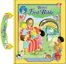 Babys First Bible (The First Bible Collection), Sally Lloyd Jones, Used; Good Bo