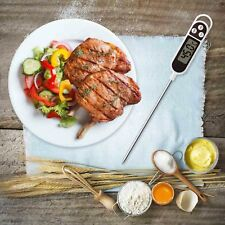 Digital Instant Read Meat Thermometer Kitchen Cooking Food Candy Thermometer