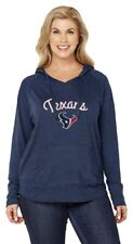 SOAG NFL Womens Curvy Pullover Hoodie in Team Colors - Plus Sizes 1X-3X