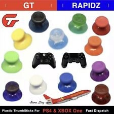 Analogue Replacement Thumb Sticks Grips Sony PS4 & XBOX One Controllers COLOURS!