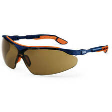 Uvex 9160-068 I-VO Brown Sct Sunglare Optidur Nc Safety Spectacles