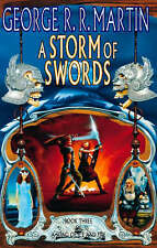 A Storm of Swords by George R. R. Martin (Hardback edition) Game of Thrones