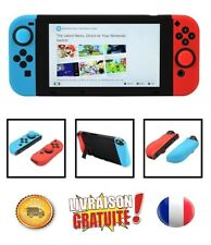 In Silicone Custodia Cover Nintendo Switch Console + Vetro temperato