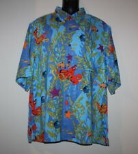 New! FINDING DORY Reyn Spooner x Pixar Store Exclusive Hawaiian Shirt Limited Ed