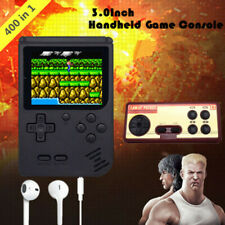 Handheld Game Console 3.0Inch Retro FC TV Game 400 Games Portable Game Players