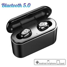 Bluetooth 5.0 Mini Headset Wireless Earphones Earbuds Stereo Headphones IPX7