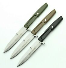 Tactical Extrema D2 Fixed Blade Knife Outdoor Camping Hunting Survival Knife