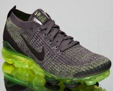 Nike Air VaporMax Flyknit 3 Mens Gunsmoke Lifestyle Sneakers Shoes AJ6900-009