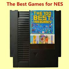 Top 100 In 1 Classic NES Nintendo Game Card Cartridge Castlevania  Megaman Save