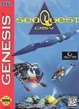 Sea Quest DSV - Original Sega Genesis Game