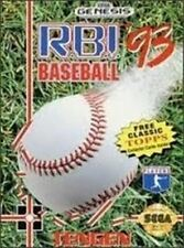 R.B.I. Baseball 93 - Original Sega Genesis Game