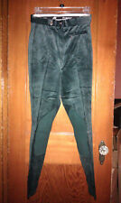 NEW Pikeur Princesse and Albany Hunter Green Corduroy Breeches, many sizes