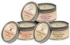 SIMPLY SENSUAL SOY MASSAGE PHEROMONE CANDLE