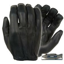 Damascus Dynathin D20P Leather Search Gloves