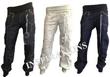 Womens Harem Denim Jeans (Sizes 8 - 16) HOT SELLER!!!