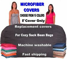 Bean Bag Chair Cover Factory Direct Cozy Sack Store Fits 8' Beanbags