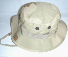 BOONIE HAT BUSH HAT DESERT 3 COLORS POLY COTTON TWILL BUCKET Size S=7