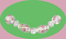TBB Encased Beads, In Multiple Shapes, Sizes, Colors, Styles, Items per Lot, etc