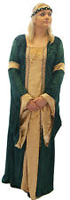 Medieval/Larp/Sca/HISTORICAL Medieval Lady Fancy Dress OUTFIT all plus sizes