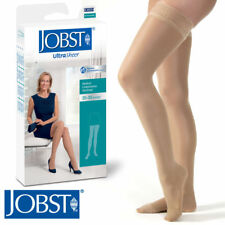 Women UltraSheer Petite Compression Thigh Stockings 20-30 mmhg Supports Silicone