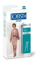 Jobst Womens Opaque Compression Thigh Stockings 20-30 mmhg Silicone Dot Supports