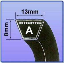 A SECTION V BELT SIZES A77 - A100 V BELT 13MM X 8MM FREE UK NEXT DAY DELIVERY
