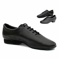 Womens Ballroom Salsa Latin Practice Leather Dance Shoes 2601 Very Fine 0.5/1.5