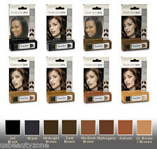 "3 COVER YOUR GRAY TOUCH UP HAIR COLOR STICKS BY IRENE GARI - ""PICK YOUR COLOR"""