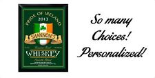 CUSTOM NOVELTY PERSONALIZED TRADITIONAL PUB SIGNS  40+ DESIGNS - MANY CHOICES!