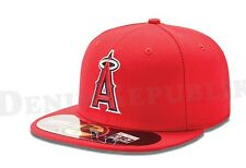 New Era 5950 LOS ANGELES ANAHEIM ANGELS Team Cap LA MLB Baseball Fitted Hat