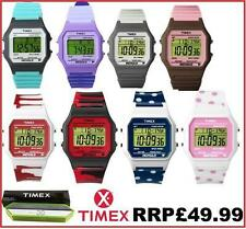 RRP £49.99- Timex 80 Retro Classis Digital Watch unisex alarm Stop