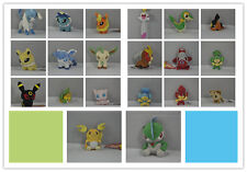 WHOLESALE A hodgepodge of New pokemon  Soft Stuffed Animal Plush  toy 21 changes