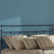 Fashion Bed Group Winslow Metal Mahogany Gold Finish Headboard