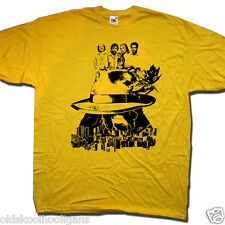 Weather Report T Shirt - Heavy Weather Collage Jazz Fusion Jaco Pastorius Fab!