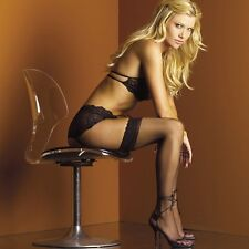 EXTREME Lace Top Thigh High Stockings  Ultra Sexy Hosiery Many sizes & Colors!